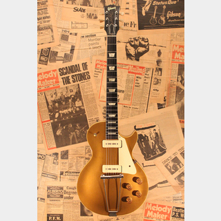 "Gibson 1952 Les Paul Standard "" All Gold Finish with Near Mint Condition"""