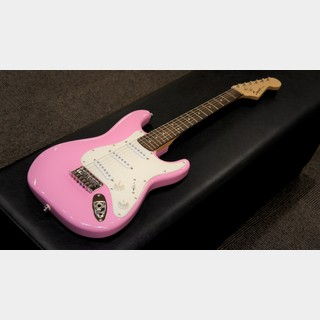Squier by Fender Affinity Series Mini Pink