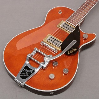 Gretsch G6128T Players Edition Jet FT with Bigsby Roundup Orange 【御茶ノ水ROCKSIDE】