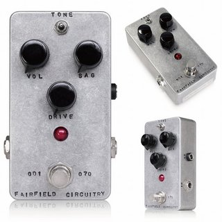 Fairfield CircuitryThe Barbershop Overdrive オーバードライブ 【Webショップ限定】