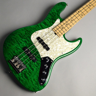 Sadowsky USED/MV4 LE Premium Maple Top Quilted Maple Green Emerald
