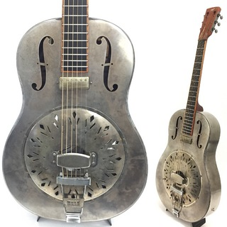 Mule Resophonic Guitars Resonator Guitar Tricorn 2017年製