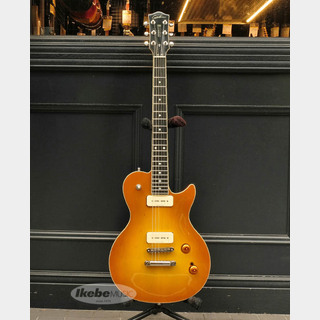 Godin Summit Classic CT P-90 (Cream Brulee)