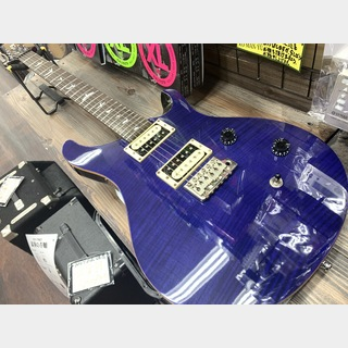 Paul Reed Smith(PRS) SE Custom 24 Blue