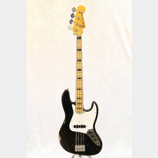 Fender Custom Shop2012 MB Paul Waller 1970 Jazz Bass Relic / Black
