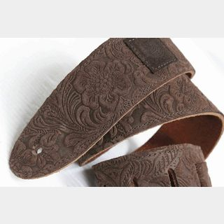 Planet Waves20SD07 Embossed Western Suede design (Brown)
