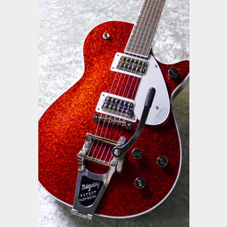Gretsch G6129T Players Edition Jet FT with Bigsby -Red Sparkle-