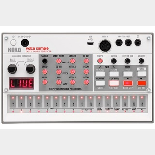 KORG VOLCA-SAMPLE2【駅前店】