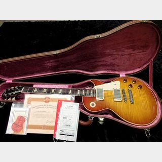 Gibson Custom Shop 1999 Historic Collection 1959 Les Paul Standard Reissue AGED