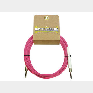 Rattlesnake Cable Standard Pink 10FT SS