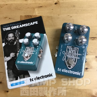 tc electronic The Dreamscape John Petrucci Signature Pedals