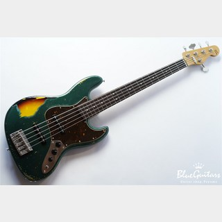 Black Cloud Aging Label BETA J5 - Sherwood Green Metallic #033