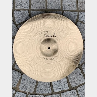 "PAiSTe Paiste Signature 18"" Full Crash"