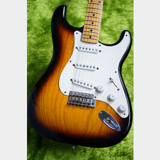 Fender Custom Shop Master Grade 1954 Stratocaster Closet Classic -2Color Sunburst-【1Pアッシュボディ】