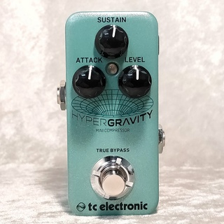 tc electronic HYPERGRAVITY MINI COMPRESSOR 【美品】  ☆9,999円以上送料無料8/16 20時まで!☆