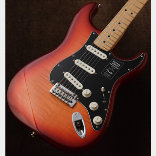 Fender 【美木目】Player Stratocaster Plus Top ~Aged Cherry Burst~ ≒3.52kg【アクセサリセットプレゼント】