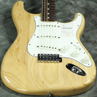 Fender Made in Japan Heritage 70s Stratocaster Maple Fingerboard Natural 【WEBSHOP】