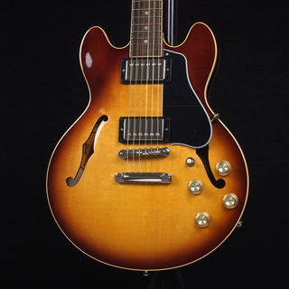 Gibson ES-339 Gloss Light Caramel Burst