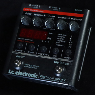 tc electronic ND-1 Nova Delay 【心斎橋店】