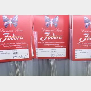 Fodera 5 Strings -44125NI - Light Medium