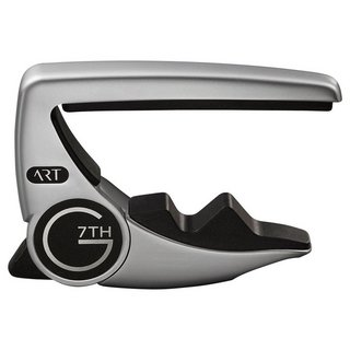 G7th Performance 3 ART Capo  Silver
