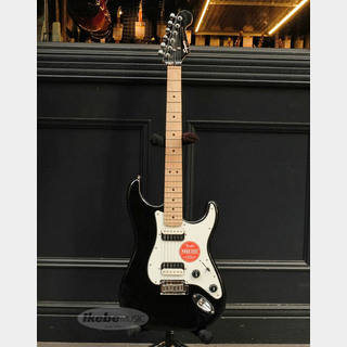Squier by FenderContemporary Stratocaster HH (Black Metallic)