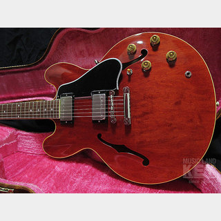 Realdeal 1959 ES Superb Reproduction / K&T ETL59/CH #A02759【レアルディール希少入荷!!Superb Reproduction!!】