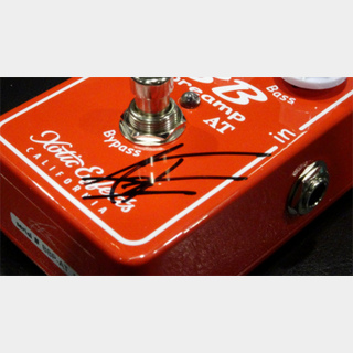 Xotic BBP-AT BB-Preamp 2017 Andy Timmons Edition サイン付き10台限定 最後の1台!