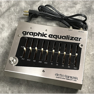 Electro-Harmonix 10Band Graphic EQ【渋谷店】