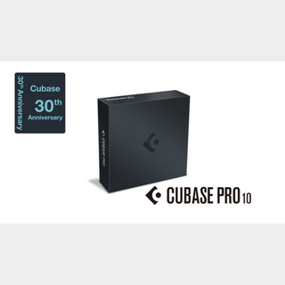 Steinberg CUBASE PRO/R 30TH(Cubase Pro​通常版 30thアニバーサリー) 【送料無料】