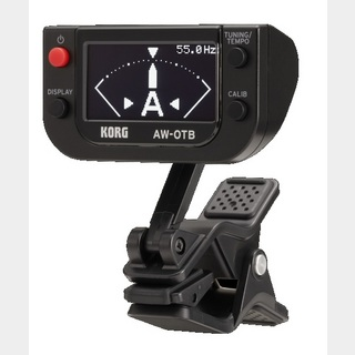 KORG AW-OTB CLIP-ON BASS TUNER