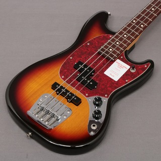 FenderMade in Japan Hybrid Mustang Bass 3-Tone Sunburst 【御茶ノ水ROCKSIDE】