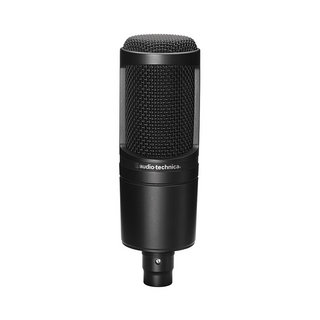 audio-technica AT2020 Cardioid Side Address Back Electret Condenser Microphone 【即日出荷可能!】