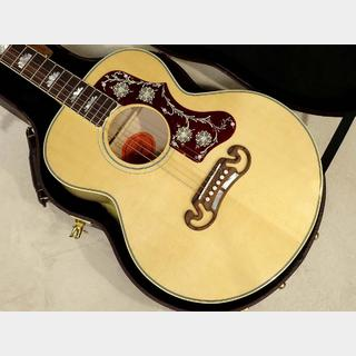 Gibson Limited Edition J-200 Parlor Custom Antique Natural
