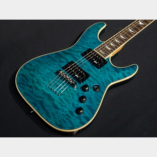 SCHECTER Omen Extreme AD-OM6-EXT Trans Ocean Blue