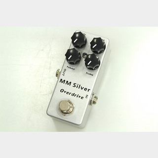 mosky Audio Micro Pedal MM silver OVERDRIVE (PAUL COCHRANE Timmy Overdrive)