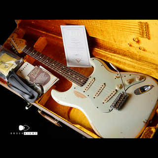 Fender Custom Shop 【SALE】【動画有】Fender Custom Shop 1960 Stratocaster Relic Blond 2008's