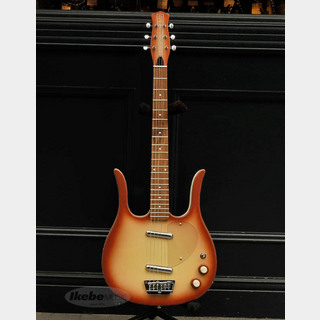 Danelectro LONGHORN GUITAR Copper Burst