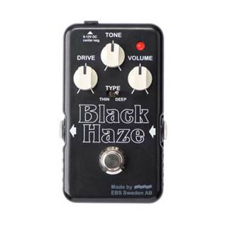 EBS Black Haze [Distortion/Overdrive] 【特価】