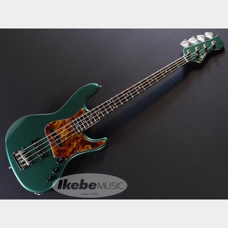 "FREEDOM CUSTOM GUITAR RESEARCH Anthra 4st Alder/R Sherwood Green""Custom Style""【Ikebe45th 怒涛の決算大激売】"