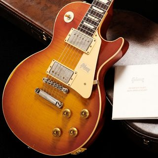 Gibson Custom Shop Ishibashi 80th Anniversary 1959 Les Paul Standard Ultra Aged BOTB P131 【御茶ノ水FINEST_GUITARS】