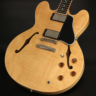 Gibson ES-335 Dot Figured Antique Natural -2004-【U-BOX_MEGA_STORE】
