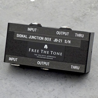 Free The Tone JB-21 SIGNAL JUNCTION BOX