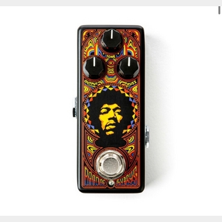 Jim Dunlop JHW4 Authentic Hendrix '69 Psych Series Band Of Gypsys Fuzz