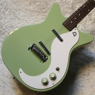 "Danelectro 59 ""M"" N.O.S + ~Keen Green~ #081879 【2.95kg】【バダスタイプブリッジ】【リップスティック】"