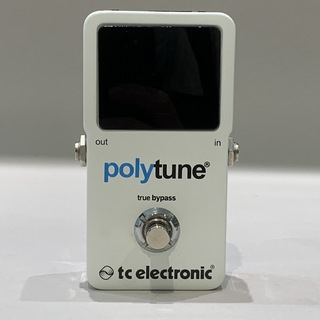 tc electronic Poly Tune【美品】