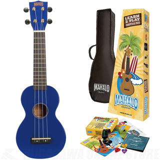 MAHALO Learn 2 Play Pack/MR1 BUK