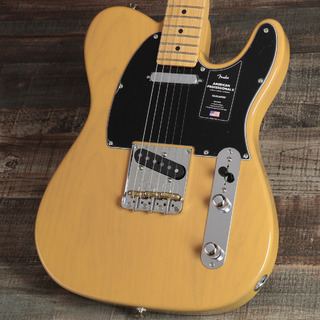 Fender American Professional II Telecaster Maple Fingerboard Butterscotch Blonde フェンダー  【御茶ノ水本店