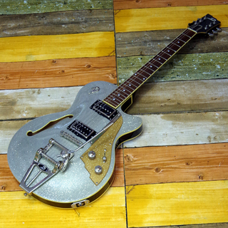 Duesenberg Duesenberg Starplayer TV Silver Sparkle