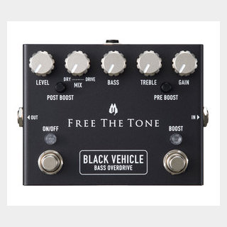 Free The Tone BLACK VEHICLE BV-1V